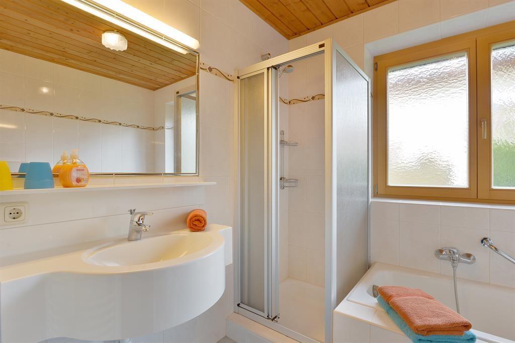 Appartement 1 Badezimmer