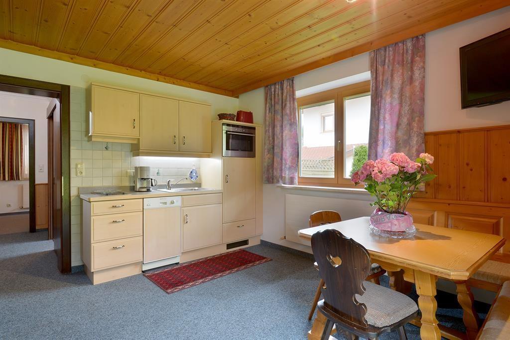 Appartement 1 Wohnküche