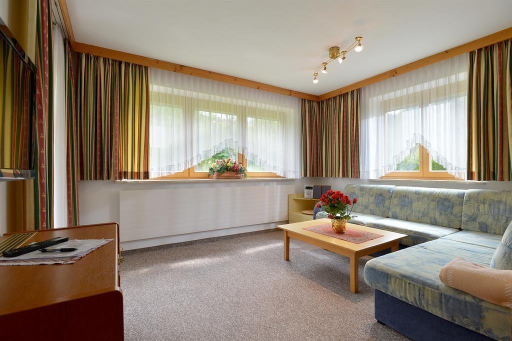Appartement 2 Wohnzimmer
